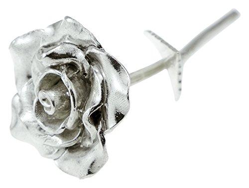 Unvergängliche Rose zum 10. Hochzeitstag -100% Zinn-gegossen, Hochzeitstag-Idee von Pirantin