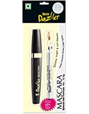 Eyetex Dazller Mascara 12.5g with FREE INSIDE - Eyetex Dazller Eyeliner Pencil 1.5g