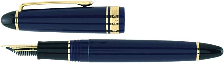 Sailor Series 1911S Blue with Gold Accents Medium Nib Fountain Pen