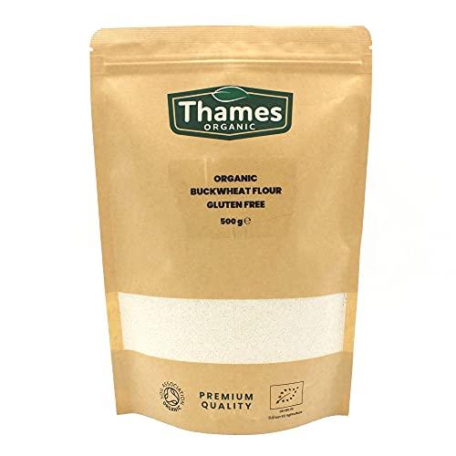 Organic Buckwheat Flour Gluten Free 500g