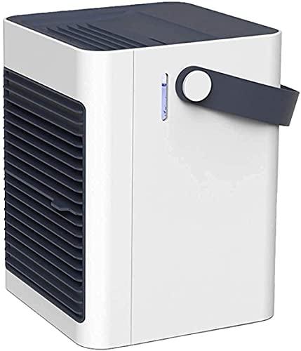 aire acondicionado, Evaporación Cooler Aire acondicionado portátil, Aire acondicionado Personal Aire acondicionado Enfriador de aire portátil, Aire de Escritorio Ventilador enfriado Humidificador Habi