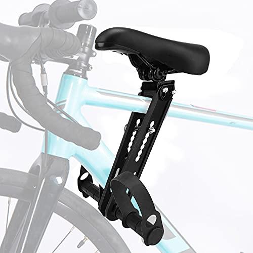 Seggiolino bici bambino per Mountain Bike, Seggiolino Per Bicicletta Montato Anteriormente, Anteriore Montato Sede del Manubrio della Bicicletta...