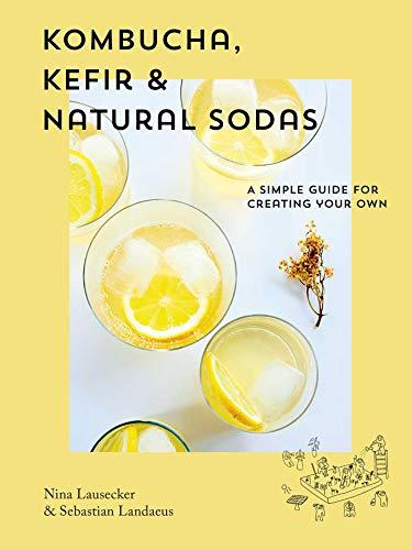 Kombucha, Kefir & Natural Sodas: A simple guide to creating your own