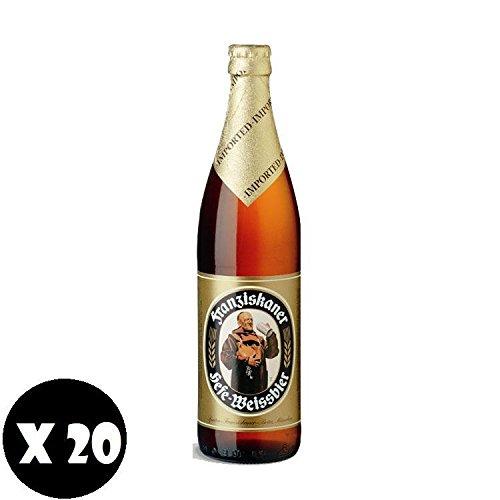 FRANZISKANER WEISSBIER 50 CL 20PZ