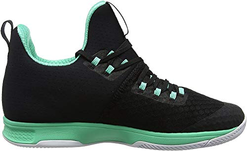Puma Unisex-Erwachsene Rise XT 3 Multisport Indoor Schuhe, Schwarz Black-Biscay Green White, 44.5 EU