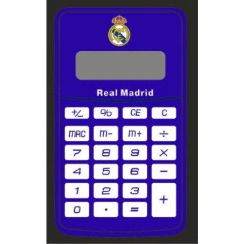 Real Madrid kleine rekenmachine