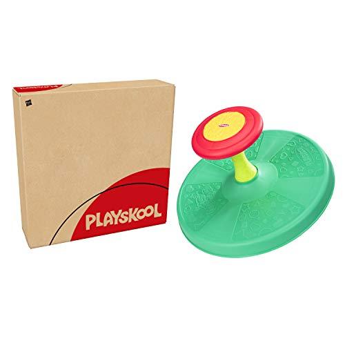 Playskool 34451F02 Wirbelwind Karussell, klassisches Drehspielzeug für Kinder ab 18 Monaten (Amazon Exclusive)