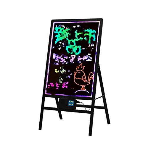 ZCX LED Fluorescent Board Handwriting Lavagna Elettronica Scrittura Elettronica pubblicità Display Scheda Negozio Shopping Center Cafe Decorazione Intelligente Bacheche messaggi e insegne