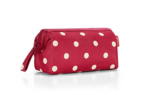 Reisenthel WC3014 Travelcosmetic Große 26 x 18 x 12,5 cm, ruby dots
