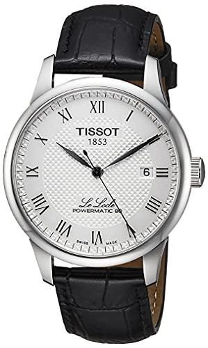 Orologio Tissot NUOVA COLLEZIONE T0064071603300 Automatico Acciaio Quandrante Argento Cinturino Pelle