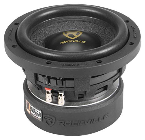 1000 watts rms subwoofer - 5
