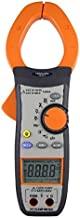 Contempo Views TM-3011 AC Clamp Meter: Measures AC/DC Voltage AC Current Resistance Frequency Diode Continuity