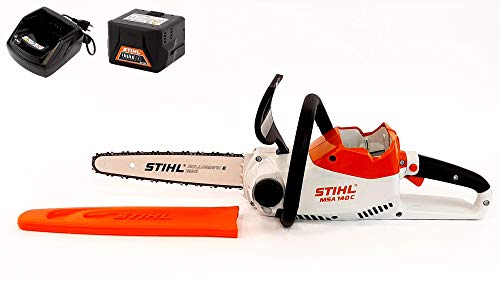 Stihl - Motosega a batteria MSA 140 C-B + batteria AK30 + caricatore AL101