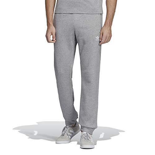 Adidas Trefoil Pant, Pants Uomo, Medium Grey Heather, S