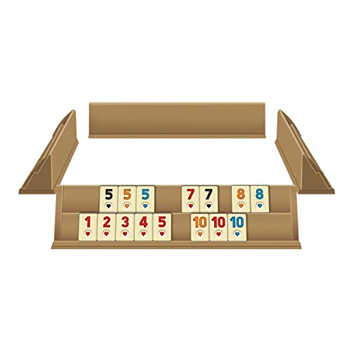 Master Games Rummy / Rummikub / Romme / Okey Set