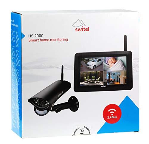 Switel – Digitales HD-Funküberwachungssystem - 6
