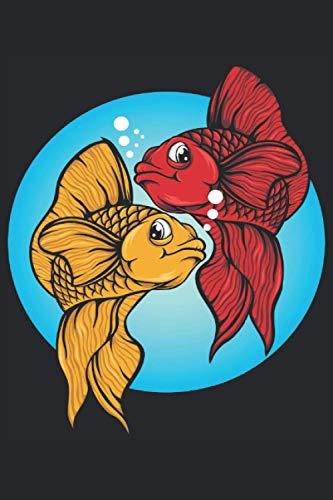 Fisch Notizbuch