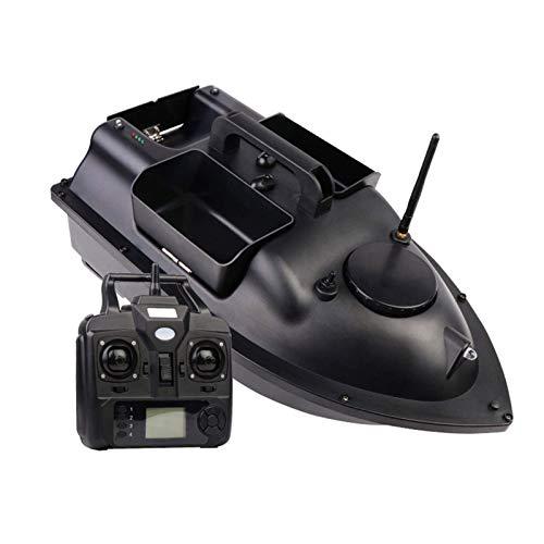 Barco de cebo , RC Pesca Boat Boat, Postion GPS Auto Cruise Control Remoto Pesca Barco de cebo con doble motor Accesorios de barco de pesca Regalos de pesca para hombres, con batería 5200 MAH , Arrast