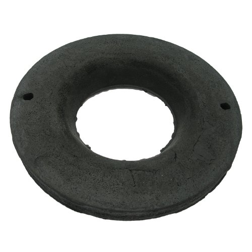 LASCO 04-3330 Cushion Ring for Wall Hung Toilet, 6 3/4-OD x 3 1/2-ID x 3/4-Inch Thick, Sponge Rubber