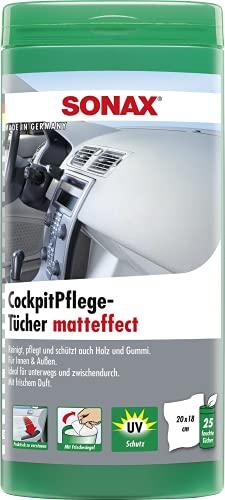 SONAX CockpitPflegeTücher Bild