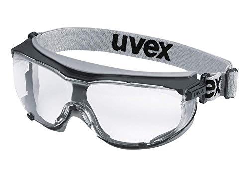 UVEX Vollsicht-Schutzbrille carbonvision ungetönt