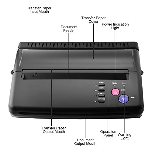 The 15 Best Tattoo Thermofax Machines in the Market! | image 7