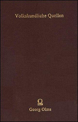 Norddeutsche Sagen, Märchen und Gebräuche: aus Meklenburg, Pommern, der Mark, Sachsen, Thüringen, Braunschweig, Hannover, Oldenburg und Westfalen. (Volkskundliche Quellen / Reihe IV: Sage, Mythologie)