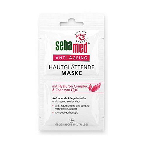 Vorteilspack Sebamed Anti-Ageing Hautglättende Maske 10 Pack 2x5 ml