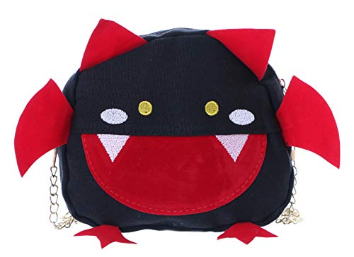 LB-186 Teufel Satan vleermuis vleugels tas Lolita pastel Goth Kawaii Harajuku