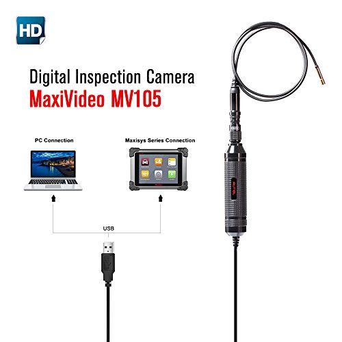 Autel Maxi videocamera di Sicurezza Digitale Principale Campo Video