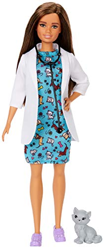 Barbie GJL63 Pet Vet Doll