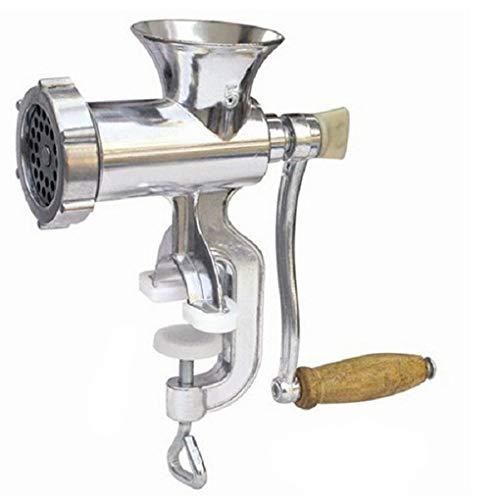 Bomcomi | Picadora de carne manual de aleación de aluminio.