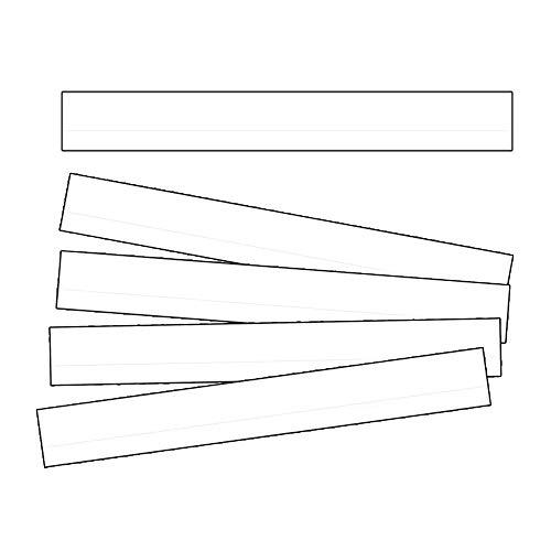 """Carson Dellosa Education 4453 Sentence Strips, Lined White, 3"""" x 24"""""""