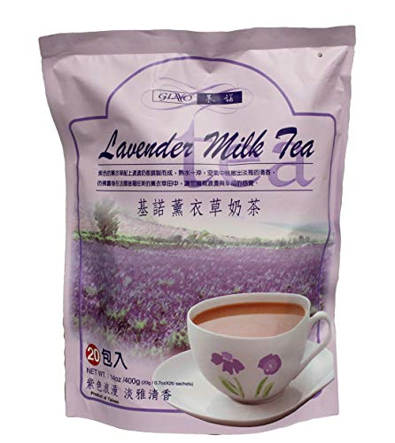 Gino- - Lavender Milk Powder 14 Oz/400g (Pack of 2)