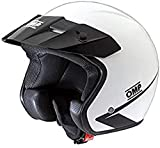 Omp OMPSC607E020L Helm Stern My2017 Weiß Größe L