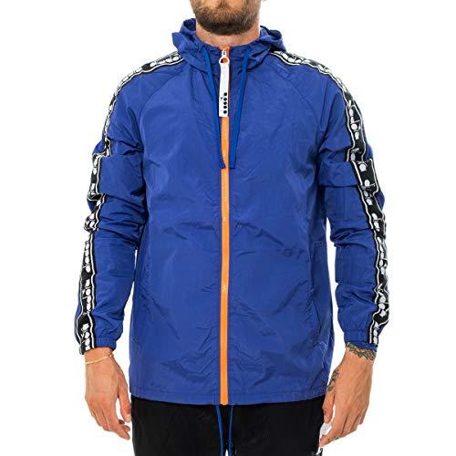 Diadora - Vellón Jacket Trofeo para Hombre (EU XXL)