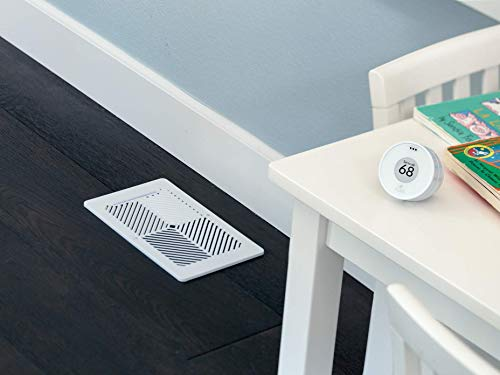 Flair Smart Vent, Smart Vent for Home Heating and Cooling. Compatible with Alexa, Works with ecobee,...