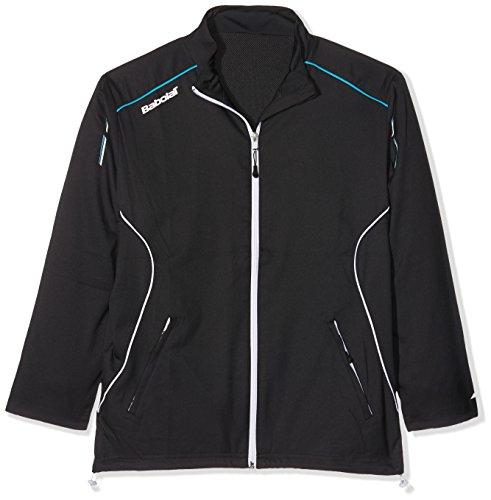 Babolat Damen Tracksuit Jacket Match Core Boy Jacken, Schwarz, 152