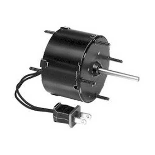 FASCO, D540, HVAC Motor, TEAO, 1/100 HP, 1550 rpm, Stud