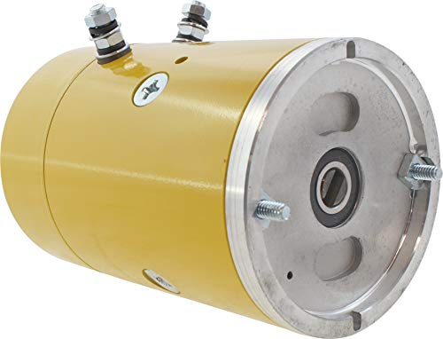 Learn More About 100% New Snow Plow Motor for Meyers E57, E57H, E-60H Two Terminal Insulated 12V Rep...