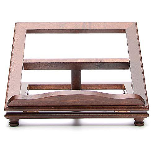 klassisches Tischpult aus Holz, 30 x 35 cm (11.81 x 13.78 inc.)