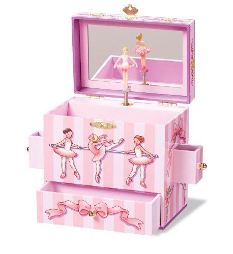 Enchantmints Ballet Class Music Box by