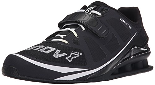 Inov8 Men's Fastlift 325 Cross-Trainer Shoes Black/White M14