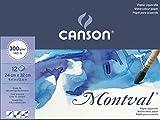 Blocco Linea Acquerello Montval Canson