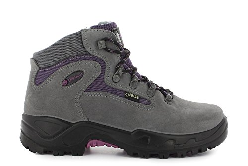 Chiruca Massana, Zapatillas para Caminar Mujer, Gris, 40 EU