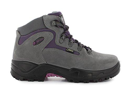 Chiruca Massana, Zapatillas para Caminar para Mujer, Gris, 39 EU