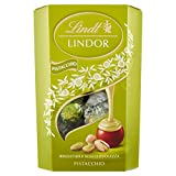 Trufas de chocolate con pistacho lindor - caja de 200g lindt