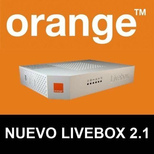 Nuevo Router Livebox 2.1 con último firmware Astoria Networks ARV7519RW22-A-LT VR9 1.2
