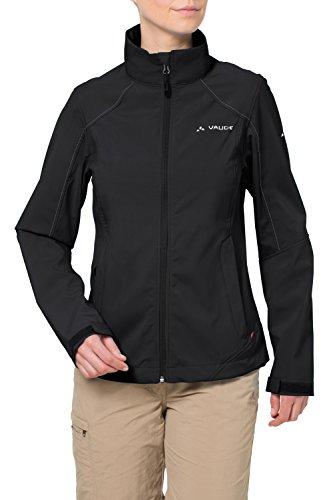 VAUDE Damen Jacke Women's Hurricane Jacket III, black, 38, 049520100380