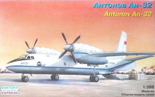 ARK Modellen EE28807 1:288 Schaal